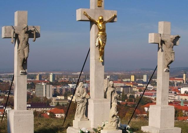 Nitriansky samosprávny kraj pomôže pri rekonštrukcii areálu Kalvárie v Nitre