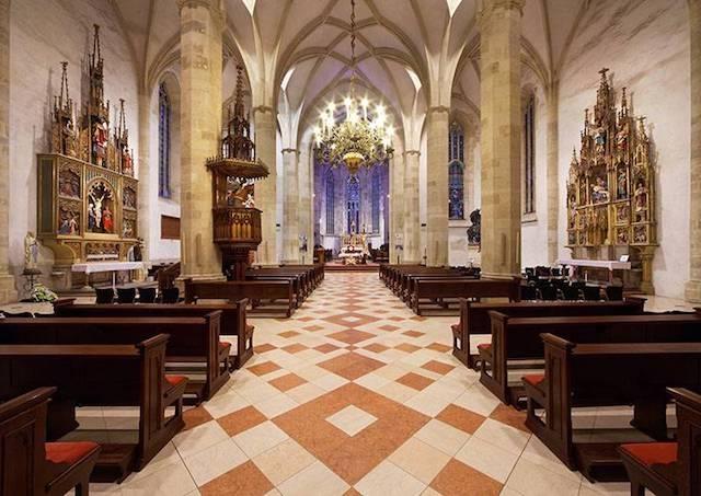 V Dóme svätého Martina si pripomenuli 569. výročie posviacky chrámu