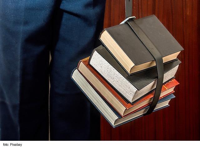 Trnavská arcidiecézna charita zorganizovala charitný bazár kníh