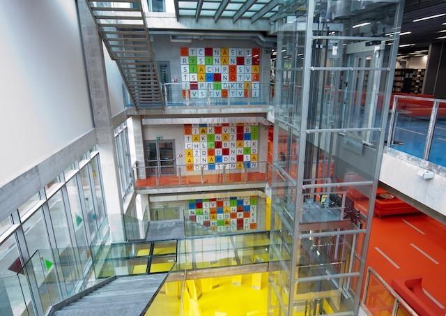 Univerzitná knižnica Katolíckej univerzity v Ružomberku bola ohodnotená ako tretia najlepšia
