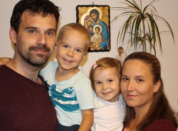 Manželia Krucinovci: S Bohom zvládneme všetko, aj ťažkosti