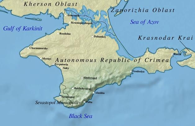 Krymskí Česi chcú zachrániť katolícky kostol