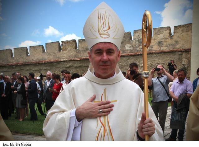 Spišský biskup rehoľníkom: Nestrácajte nádej