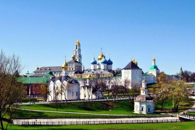 V ruských kláštoroch vyčíňa koronavírus