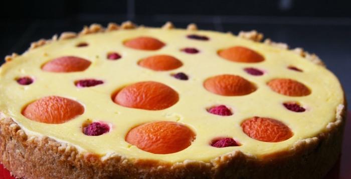 Na skok do kuchyne (30): Letný cheesecake