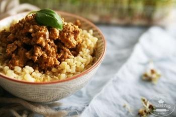 Na skok do kuchyne (40): Smotanové mäso s bulgurom