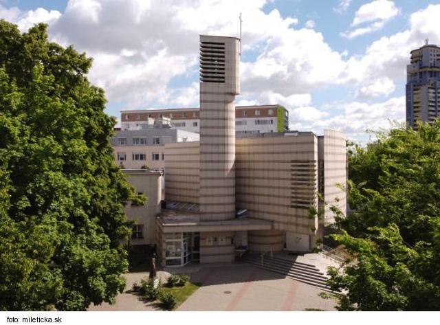 Saleziáni v Bratislave na Miletičovej ulici zrekonštruovali priestory nového oratória
