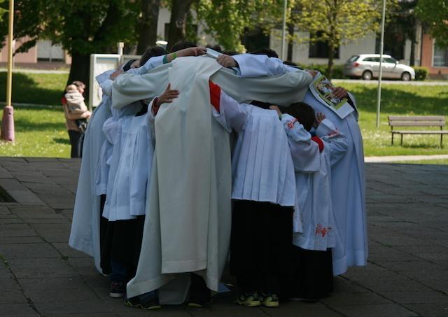 Spoločenstvo Tymian pozýva miništrantov do pôstnej aktivity Pamin