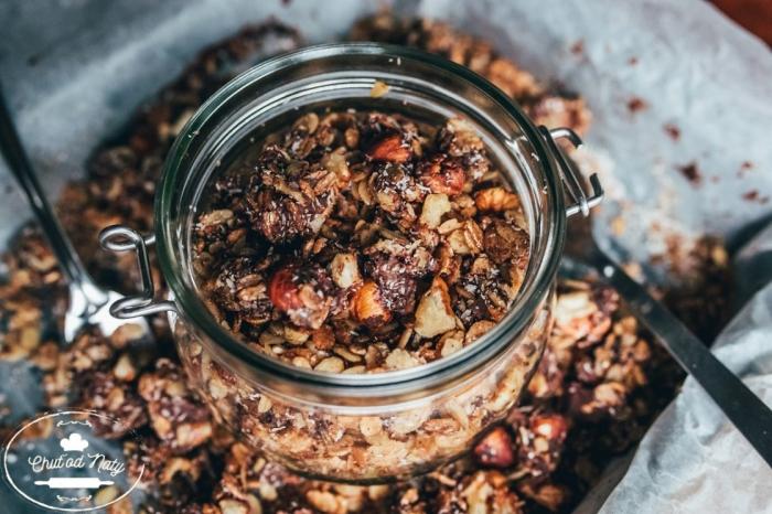 Na skok do kuchyne (28): Domáce pečené müsli