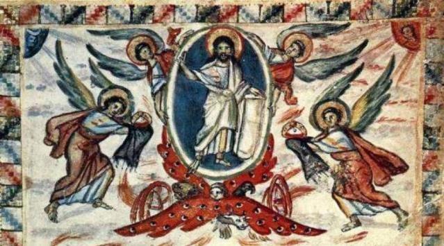 Kristovo nanebovstúpenie
