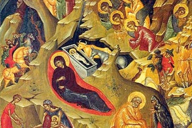 Deň pred Kristovým narodením