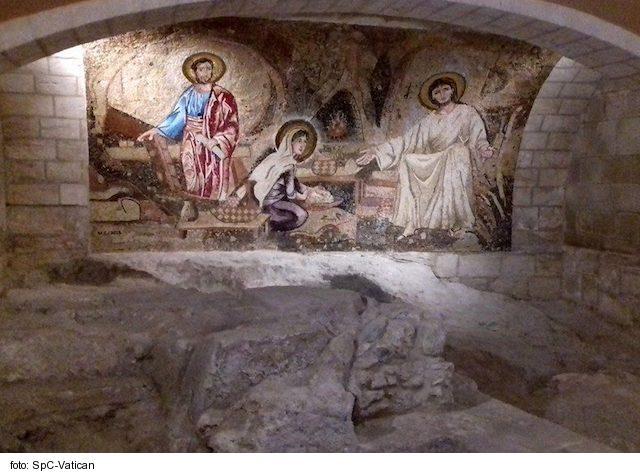 Rodiny vytvárajú modlitbou doma Nazaretský dom