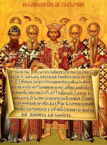 Viera Cirkvi formovaná koncilmi