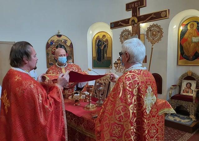 Bratislavská eparchia v nedeľu slávila eparchiálnu odpustovú slávnosť