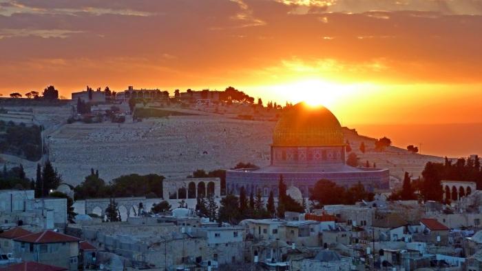 Jeruzalem je domom modlitby pre všetky národy