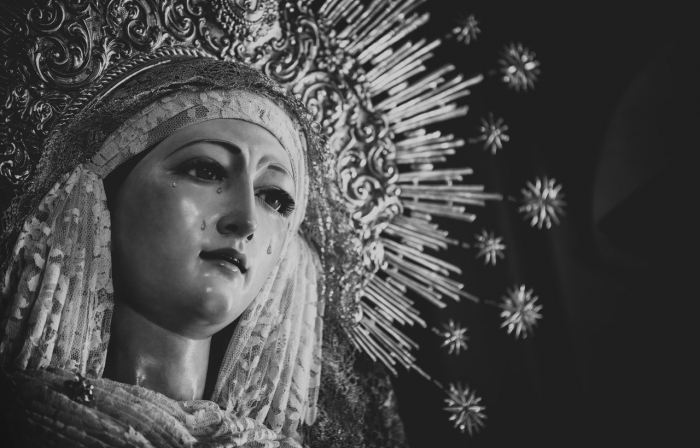 Sviatočné zamyslenie: Krása Panny Márie
