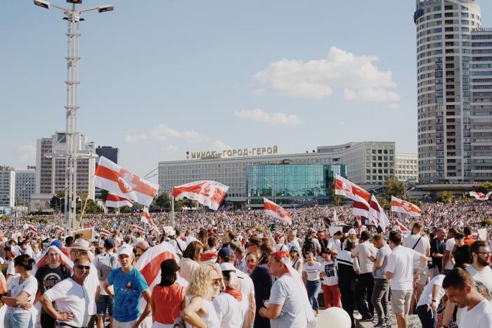 Spoločenský komentár: Bieloruská túžba po zmene