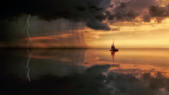 Nedeľné zamyslenie: Kto utíši búrky v našom živote?