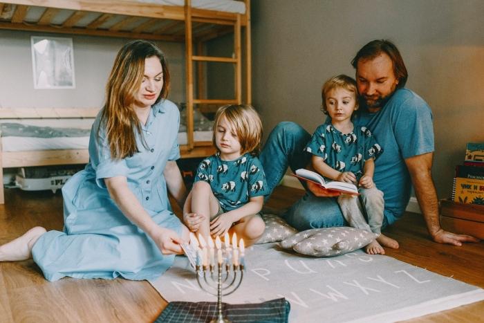 MANŽELSKÉ KATECHÉZY: Viera v židovskej rodine (28)