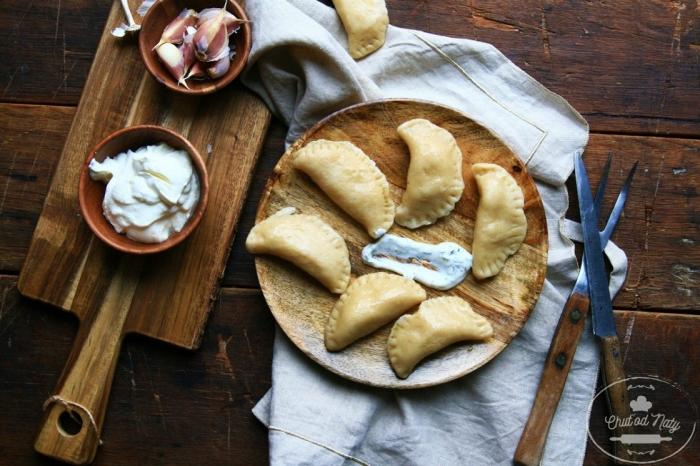 Na skok do kuchyne (27): Pirohy s kurkumou a bryndzou