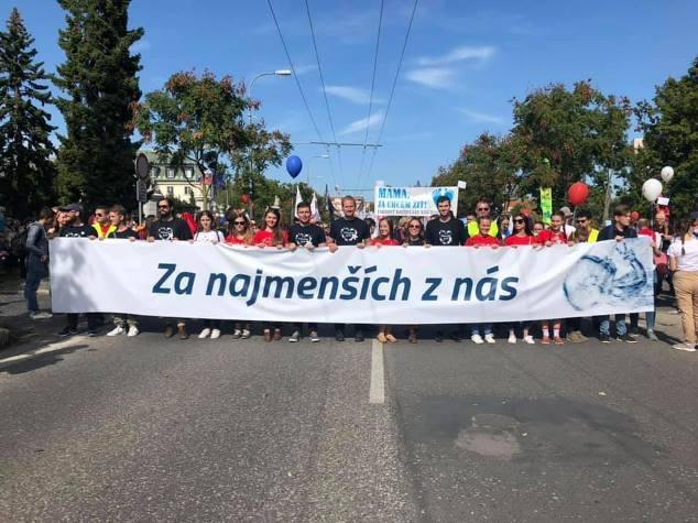 Manifest Národného pochodu za život 2019