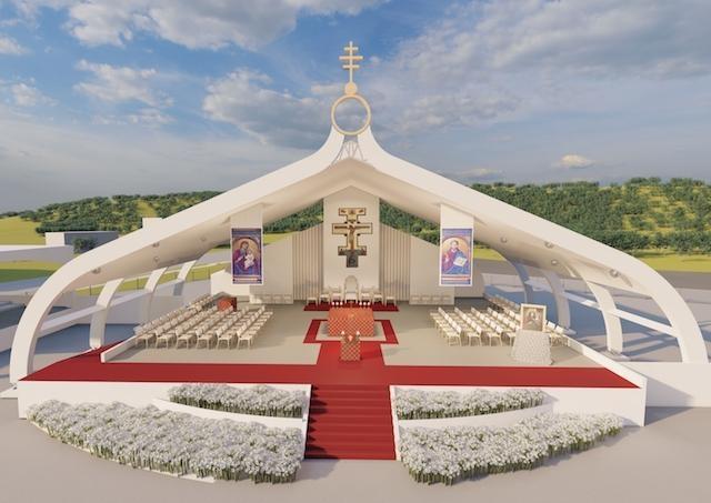 Na božskú liturgiu v Prešove príde aj množstvo veriacich latinského obradu