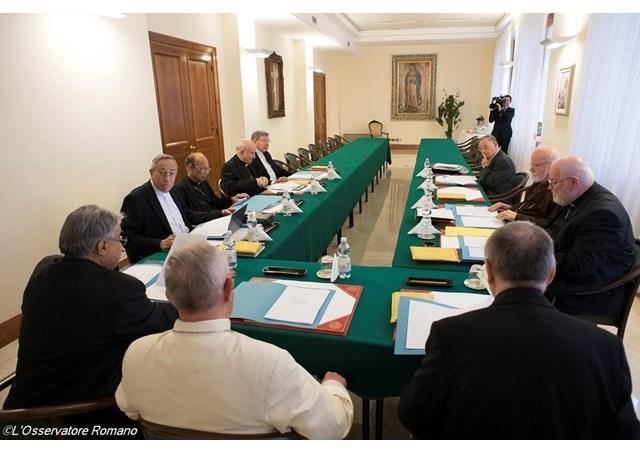 Vatikánsky týždenník: Ďalšie stretnutie Rady kardinálov C 9