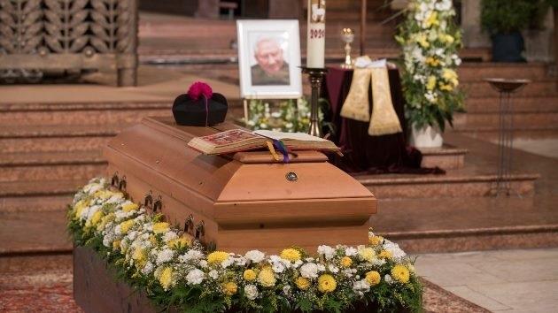 Benedikt XVI. listom ocenil život svojho zosnulého brata Georga