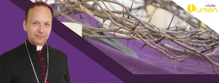 Duchovné cvičenia v Rádiu LUMEN povedie biskup Haľko