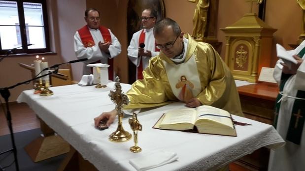 Blahoslavený Titus Zeman v našej rozhlasovej kaplnke!