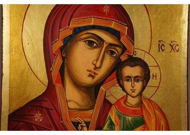 Slávnosť Panny Márie Bohorodičky