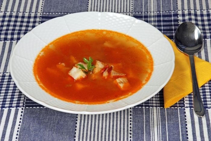 Na skok do kuchyne (16): Rybacia polievka