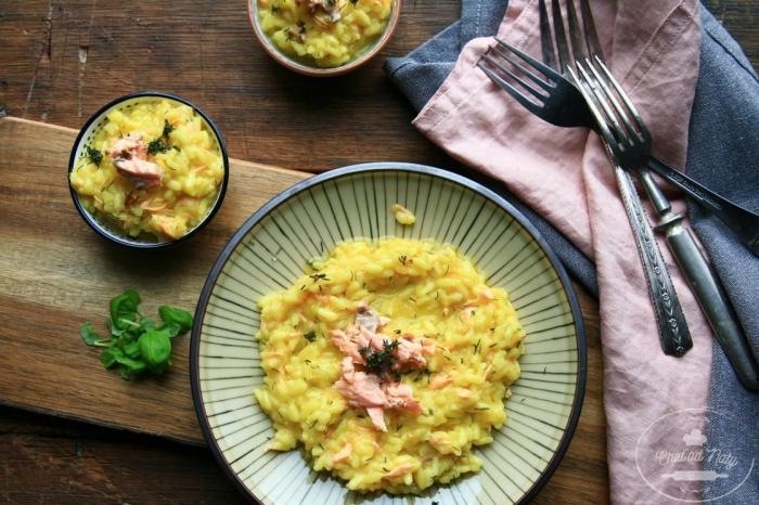 Na skok do kuchyne (26): Šafránové rizoto