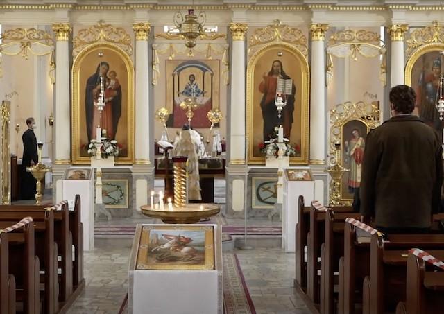 Mučenícky vzor svätého Juraja nám pripomína, aby sme boli hrdinskými svedkami