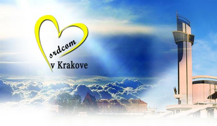 V sobotu 1. mája budeme Srdcom v Krakove
