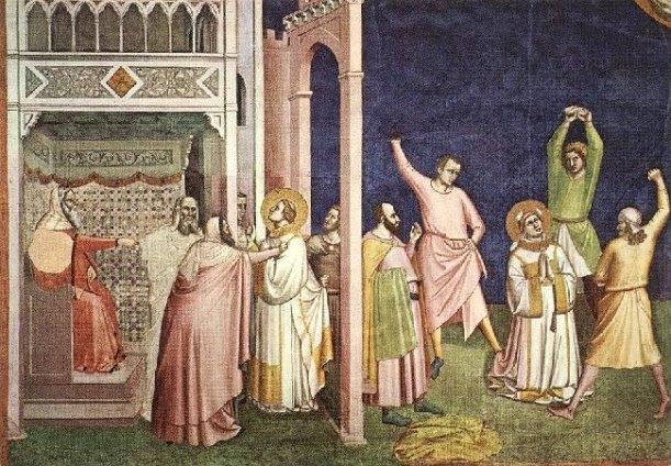 Svätý Štefan je prvý mučeník a diakon Cirkvi