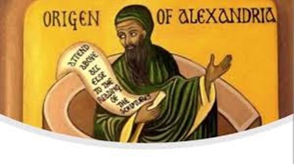 Origenes ako vykladač Svätého písma