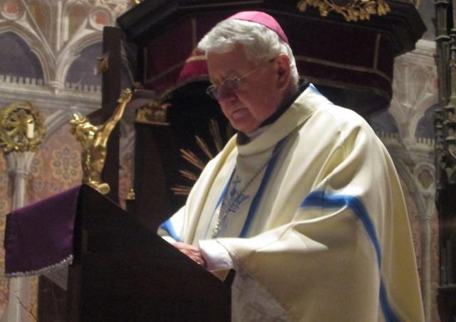 Biskup Stolárik: Buď Jonášom a zachrániš Ninive