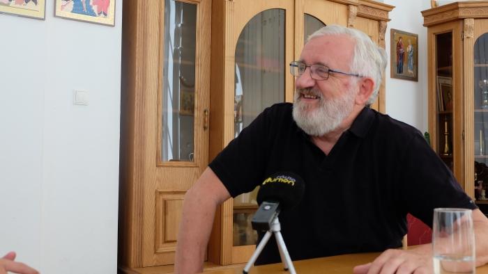Vladyka Peter Rusnák: Kňazstvo som neplánoval
