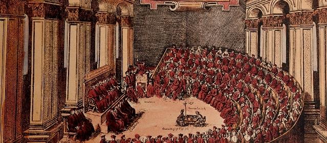 Pred 475 rokmi bol zvolaný Tridentský koncil