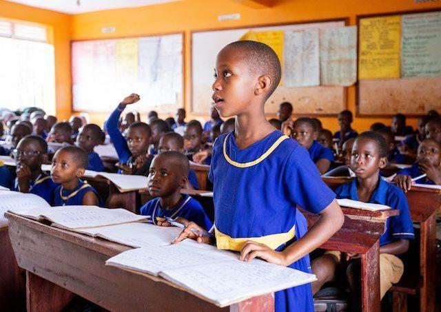 Deťom v Afrike poskytuje pomoc Slovenská katolícka charita cez zbierku Pôstna krabička