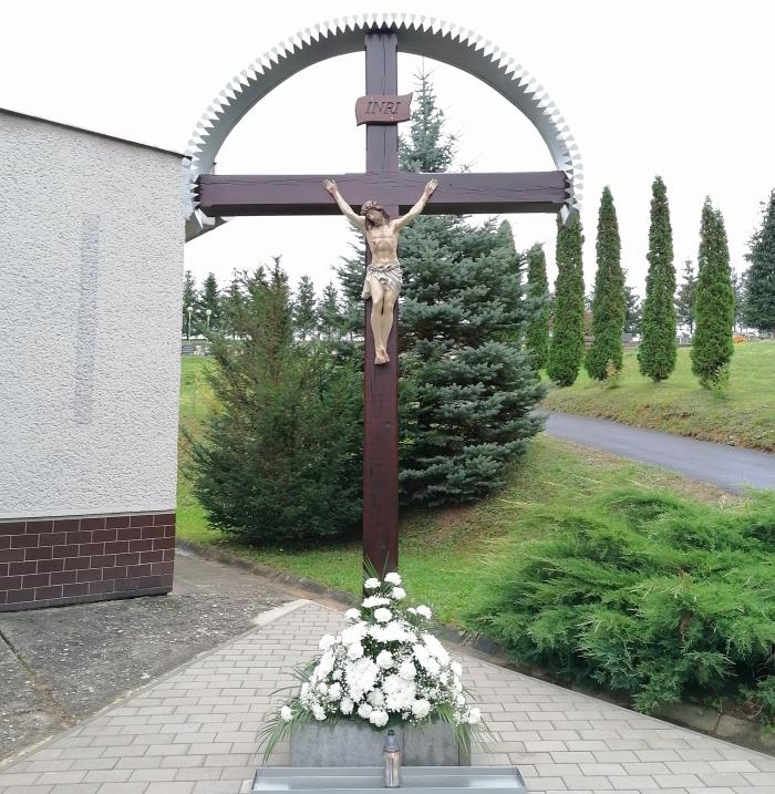 DOBRÉ SPRÁVY NA VIANOCE: Kríž ako nádej pandémie
