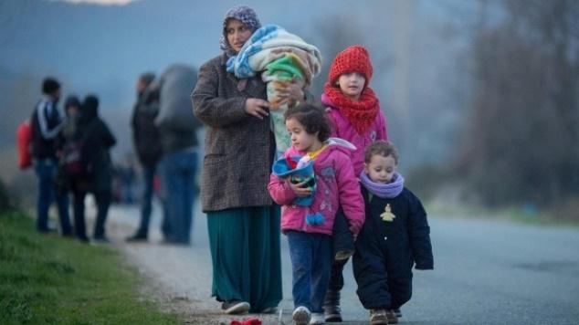 Spoločenský komentár: Európska únia a utečenci