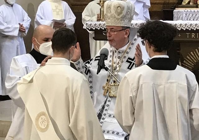 Slovenská cirkev má dvoch novokňazov