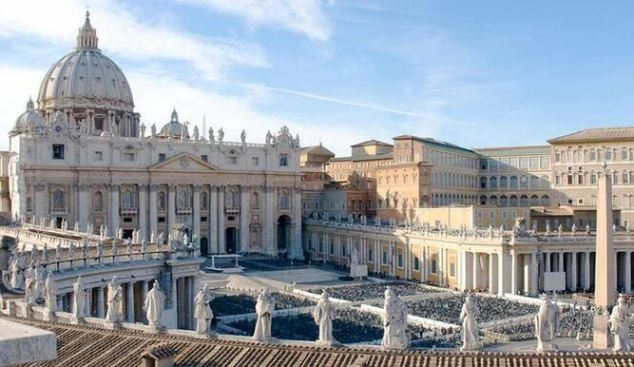 Vatikán – centrum Katolíckej cirkvi