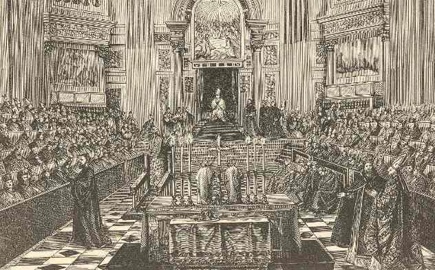 Prvý vatikánsky koncil