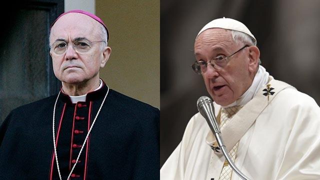 Vatikánsky týždenník: Bezprecedentný útok bývalého nuncia na Svätého otca