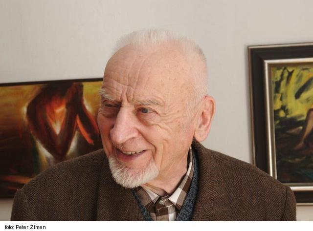 Akademický maliar Ladislav Záborský by oslavoval storočnicu