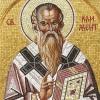 Predstavujeme cirkevných otcov (9): Klement Rímsky