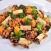 Na skok do kuchyne (12): Tofu šalát